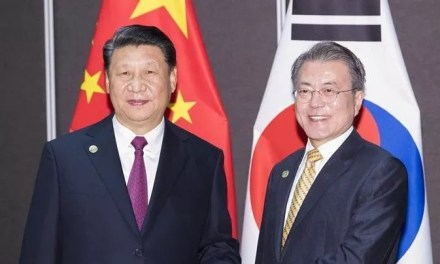 Moon Jae-in renforce ses liens avec Xi Jinping