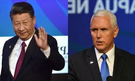 La Chine et les Etats-Unis étalent leurs divergences