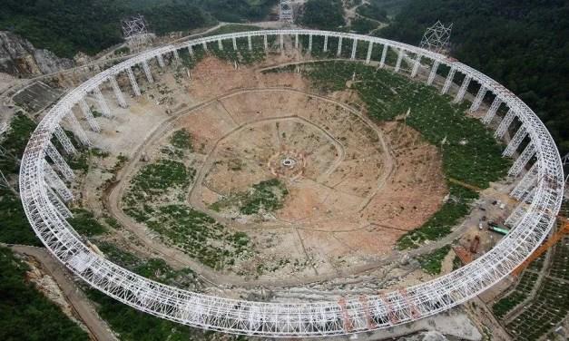 Le télescope chinois FAST découvre un pulsar milliseconde