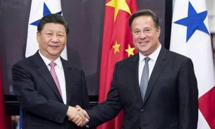 Accords signés entre la Chine et le Panama