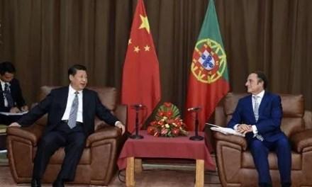 Chine et Portugal : une vieille amitié