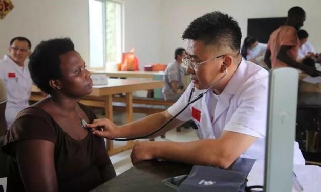 La Chine va accentuer son aide sanitaire à l'Afrique