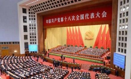 Le Congrès national du PCC