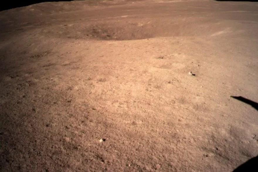 La sonde Chang'e-4 a atterrit sur la face cachée de la Lune
