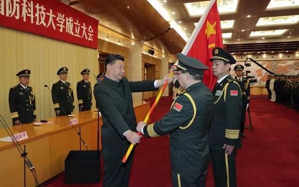 Xi Jinping promet de respecter l'autonomie de Hong Kong