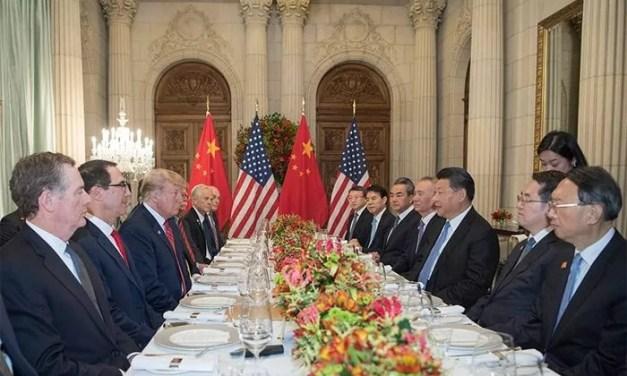 Les pourparlers entre les États-Unis et la Chine sont «constructifs»