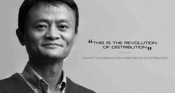 Jack Ma, l'homme le plus riche de Chine