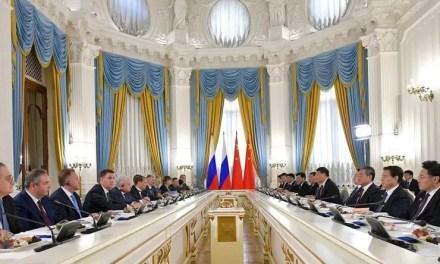 La Russie et la Chine vont être reliés par un téléphérique