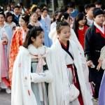Hanfu, témoin moderne de la culture traditionnelle chinoise
