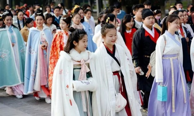 Hanfu, témoin moderne de la culture traditionnelle chinoise