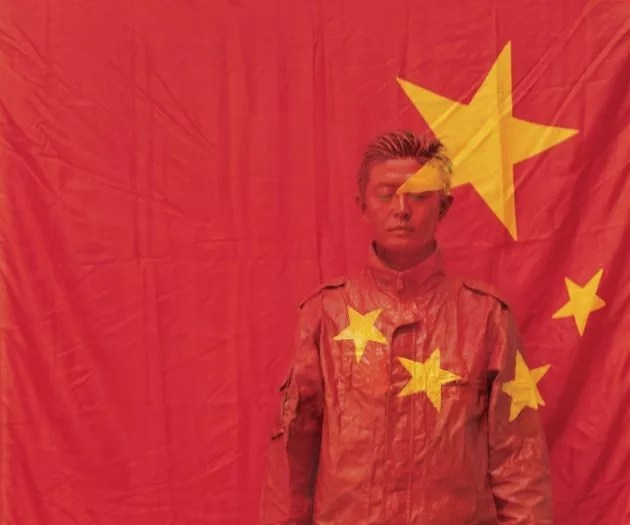 Liu Bolin à la Galerie Paris-Beijing