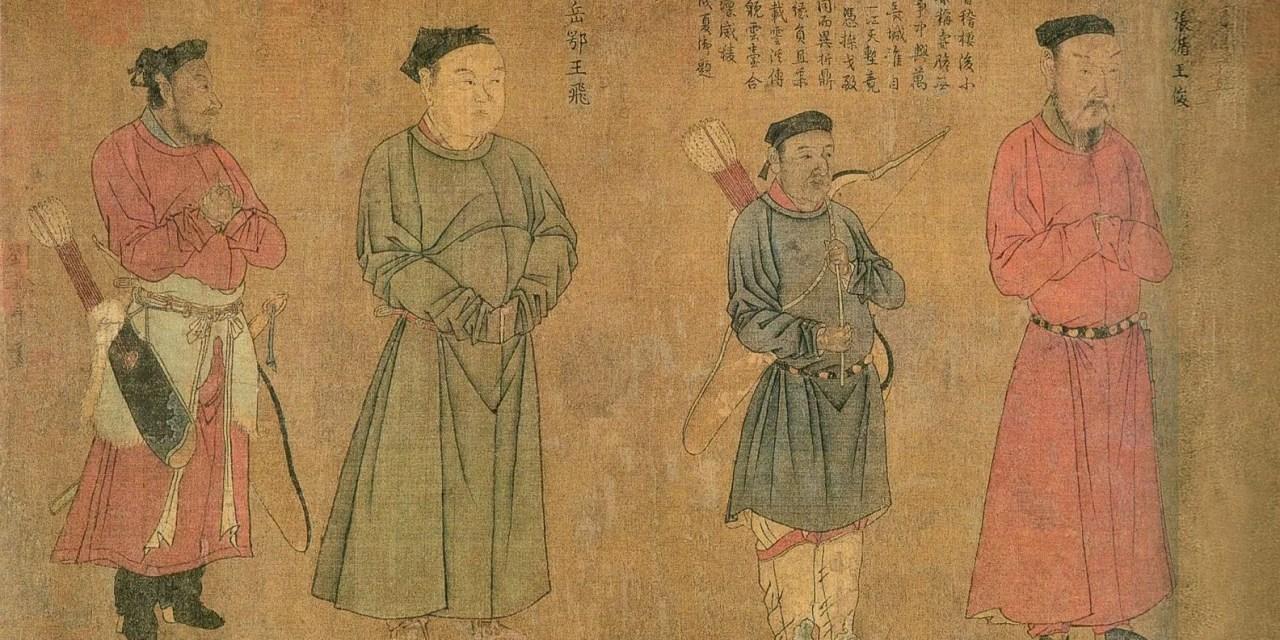 L'accord de Chanyuan scelle les liens entre les Song et Liao