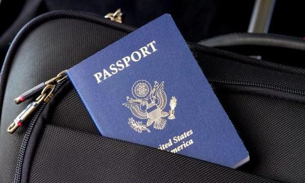 Collecte des empreintes digitales pour un Visa pour la Chine