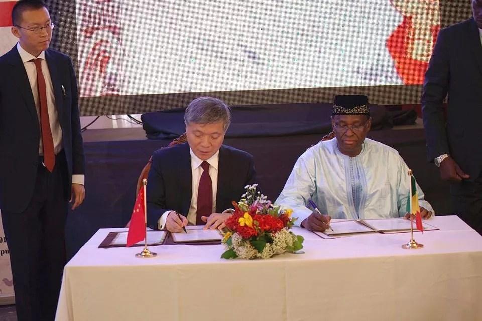 «L'initiative nouvelle route de la soie» monte en puissance : La République du Mali y a adhère pleinement
