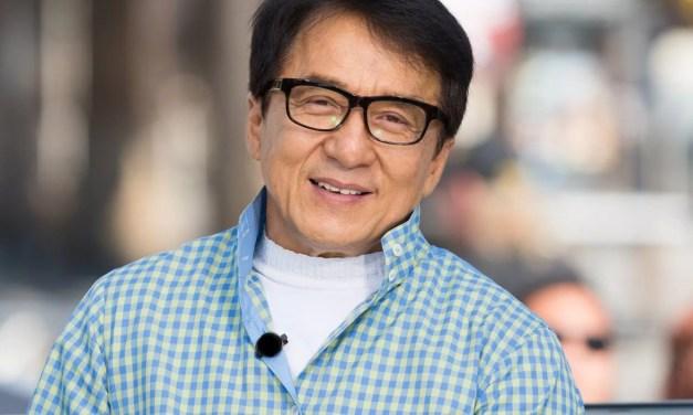 Jackie Chan, au coeur d'une tempête politique
