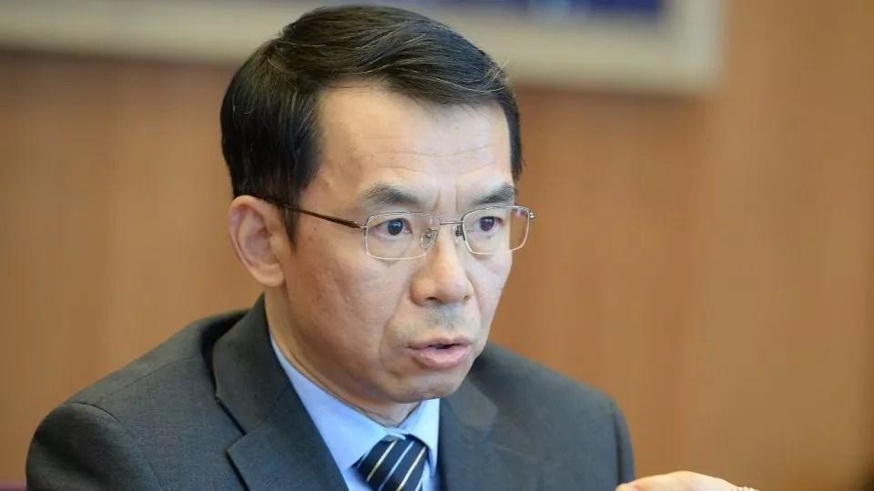 Lu Shaye dénonce une déclaration de l'UE sur Hong Kong
