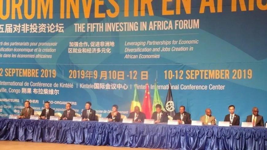 La Chine collaborera avec les institutions financières en Afrique
