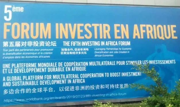 Investir en Afrique : impulser un partenariat public-privé