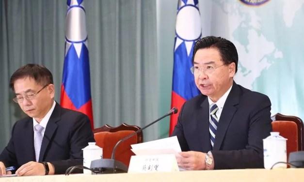 Taïwan exige que la Chine fasse «marche arrière»