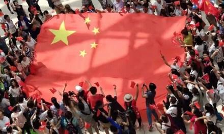 Manifestations sporadiques à Hong Kong