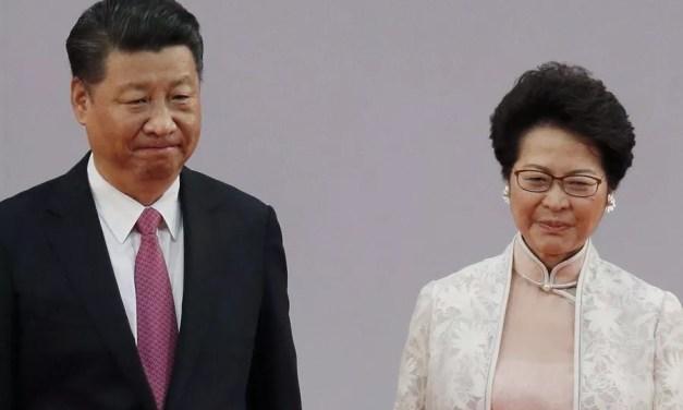 Hong Kong : Washington menace la Chine de représailles