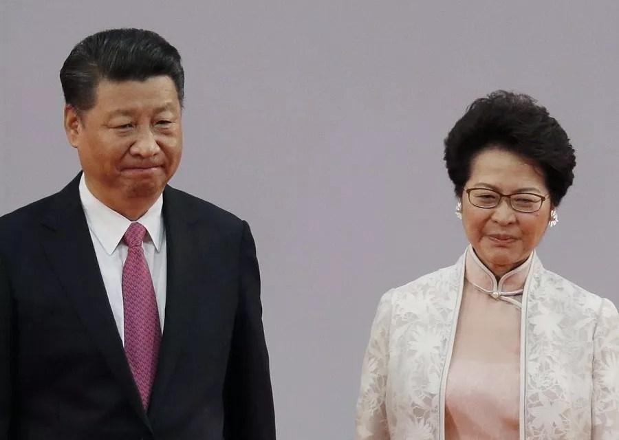 Beijing reste sur ses positions et affirme son soutien à Carrie Lam