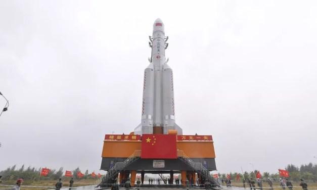 La Chine lance un vaisseau spatial expérimental réutilisable dans l'espace
