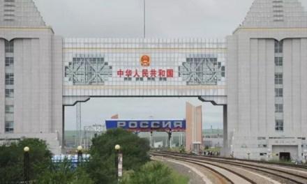 La Russie ferme sa frontières aux citoyens chinois