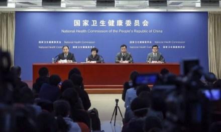 La Chine se trouve au «stade le plus crucial» du contrôle de l'épidémie