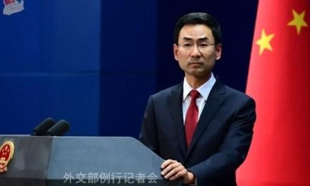 «La Chine est victime et non coupable du COVID-19»