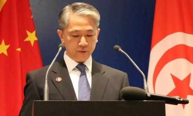 L'ambassadeur de Chine en Tunisie fait don de son salaire pour aider le pays