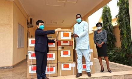 La Chine prête «à apporter son aide pour soutenir le Burkina Faso»