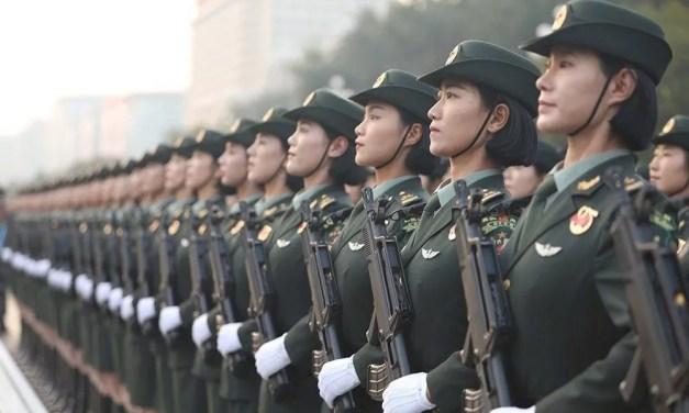 Les femmes militaires saluées pour leur travail de lutte contre l'épidémie