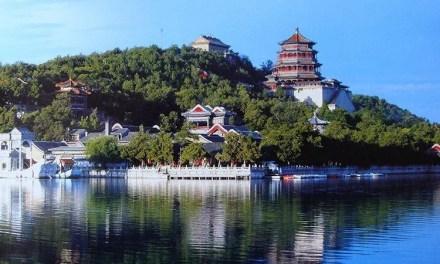 Le plus grand jardin impérial de Chine a plus de 270 ans