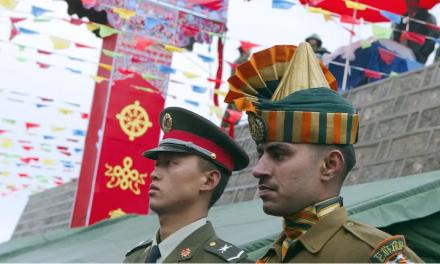 Nouvel accrochage entre la Chine et l'Inde