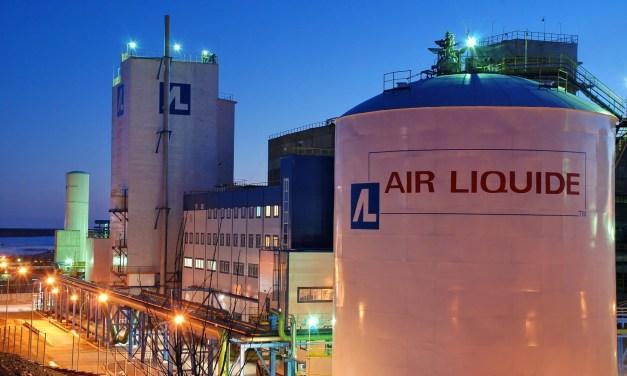 La Chine ouvre sa première usine d'hélium