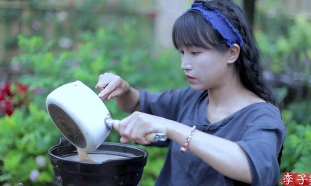 La vloggeuse chinoise Li Ziqi entre au Guinness des records