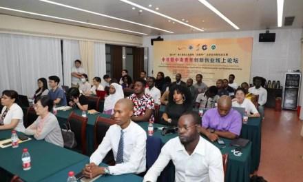 Innovation et entrepreneuriat des jeunes chinois et africains
