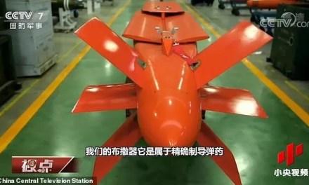 Tianlei 500, le nouveau système d'armement de la Chine