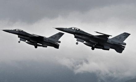 Taïwan finalise un achat massif de chasseurs F-16 à Lockheed Martin
