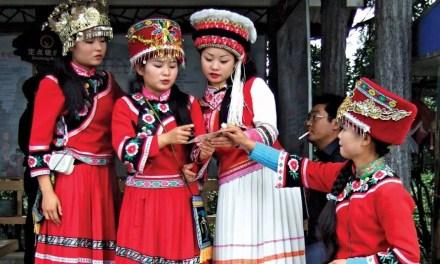 La «Saint-Valentin de l'orient» célébrée par l'ethnie Tujia