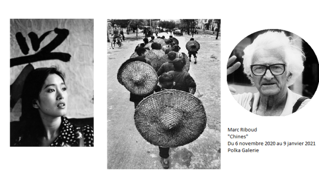 "Exposition ""Chines"" de Marc Riboud"