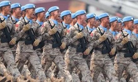 La Chine a envoyé plus de 2.600 Casques bleus en 20 ans