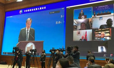 Le développement au coeur de la 9ème Réunion du Forum Chine-Afrique des Think Tanks