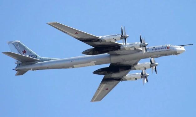 Des bombardiers russes et chinois effectuent une patrouille conjointe