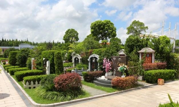Faut prendre rendez-vous pour balayer les tombes chinoises à Shanghai
