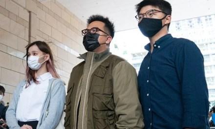 Taïwan regrette la condamnation de militants hongkongais, Beijing dénonce