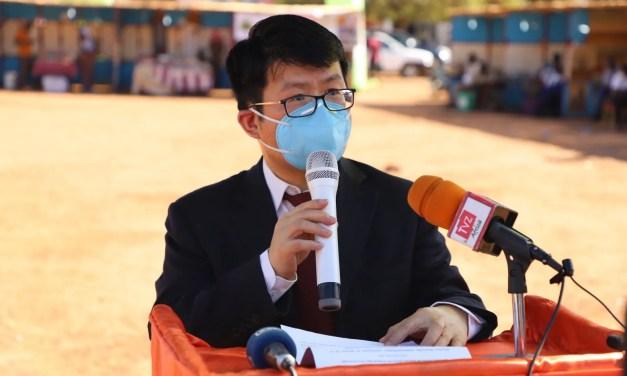 Li Jian rassure les Burkinabé de l'accompagnement continu de la Chine