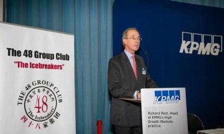 Le 48GroupClub, un groupe d'élites britanniques pour favoriser les relations avec la Chine