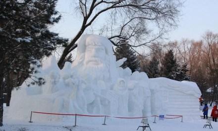 Harbin veut favoriser la croissance du tourisme avec la neige et la glace